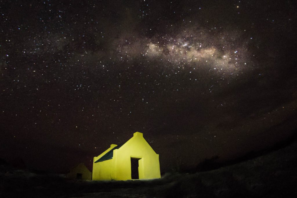 Slavehuts bonaire, Milky Way, lighthouse bonaire, Willemstoren, culture bonaire, history bonaire, photography bonaire