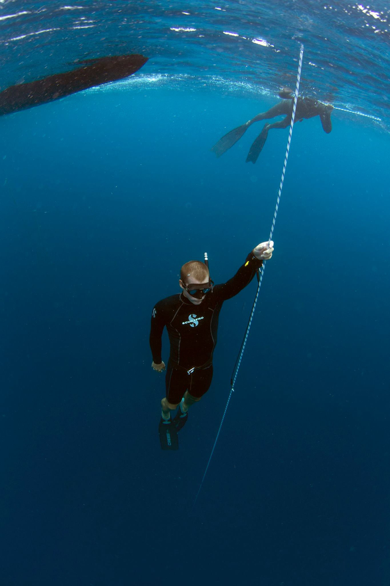 Freediving Bonaire |Nature2experience