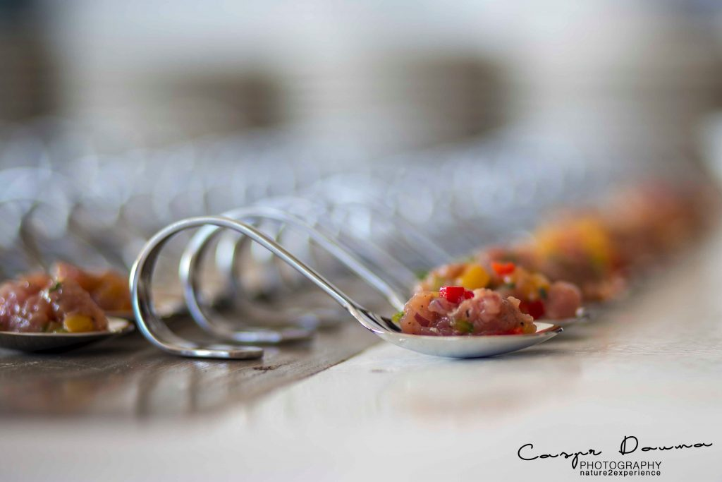 Food Photography in the Caribbean, Bonaire
