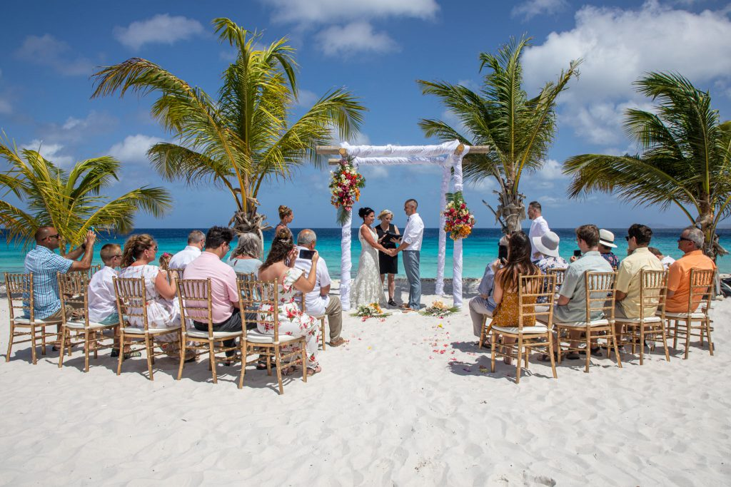 Wedding photography on Bonaire