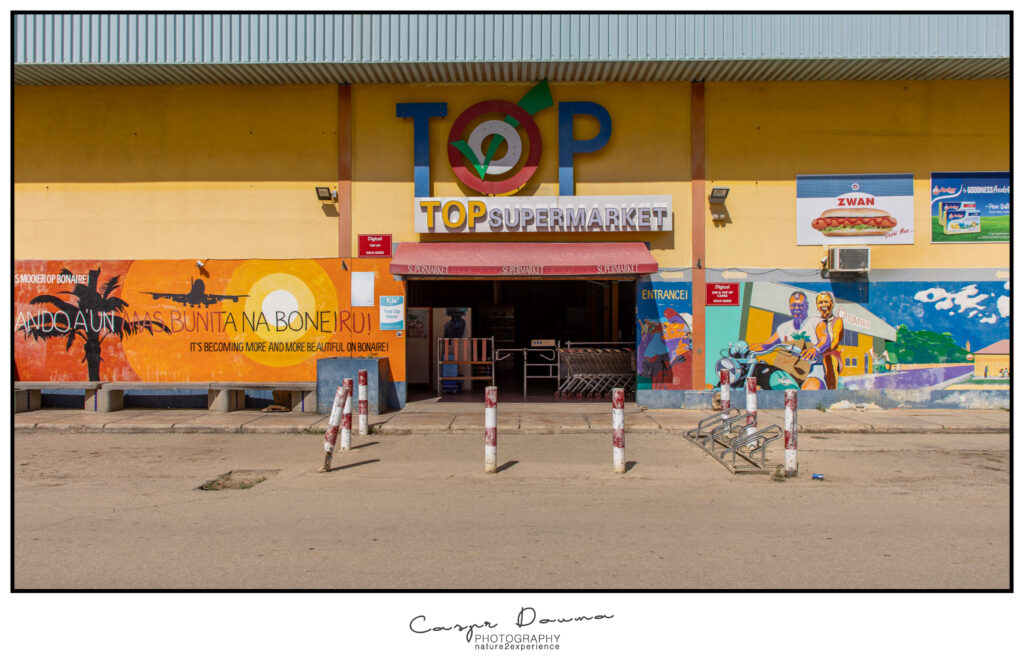 Top supermarket Bonaire