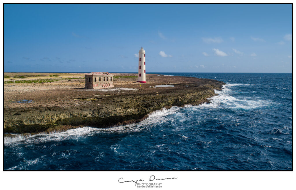 Lighthouse spelonk Bonaire, vuurtoren, Photographer Bonaire