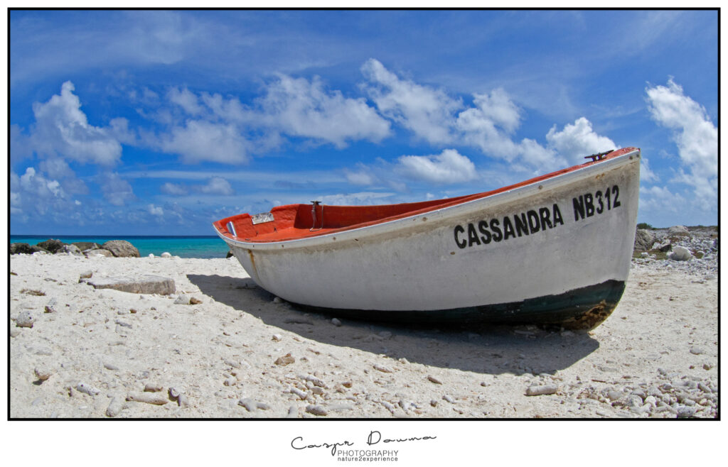 Fishermen's boat on Bonaire, Photographer Bonaire, Bonaire photographer